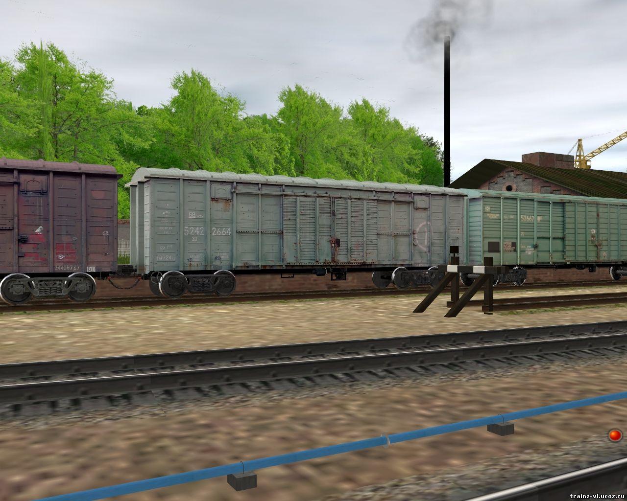 Скачать Пассажирские Вагоны Для Trainz 2012